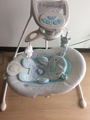 Ingenuity baby swing for Sale in Boulder, CO