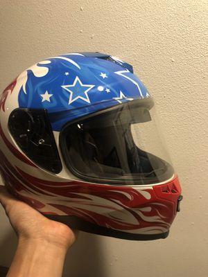 Iv2 DOT motorcycle helmet - medium for Sale in Brooklyn, NY