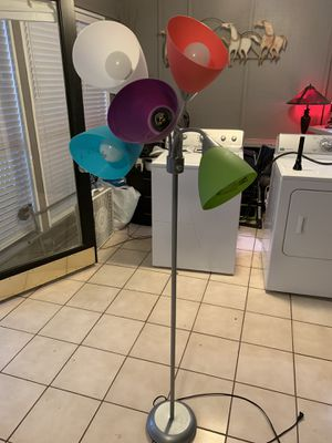 Floor lamp for Sale in Bedford, TX