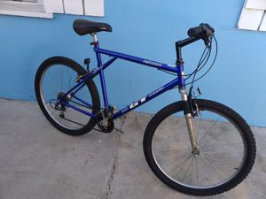 GT mountain bike for sale tires 26inches frame 22inches good condition for Sale in South Gate, CA