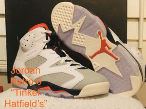 "Jordan 6 Retro ""Tinker Hatfield"" for Sale in Land O Lakes, FL"