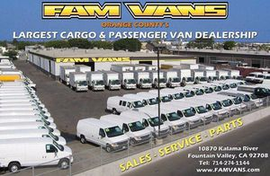 2009 Ford Econoline Wagon for Sale in Fountain Valley, CA