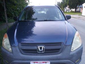 2003 Honda Crv for Sale in Columbus, OH