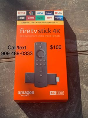 Fire TV stick for Sale in Rialto, CA