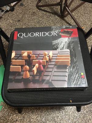 Quoridor Puzzle Board Game for Sale in Minnetonka, MN