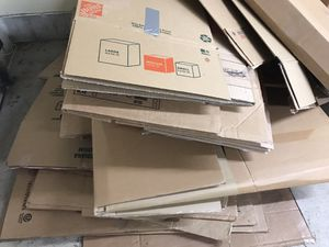 Moving boxes, luggage for Sale in Traverse City, MI
