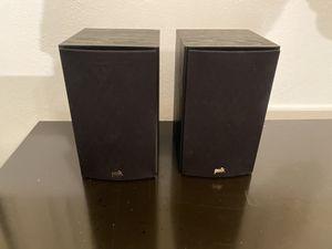 Polk bookself speakers for Sale in Glendale, CA