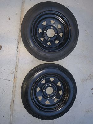 Tires for trailer for Sale in Riverview, FL
