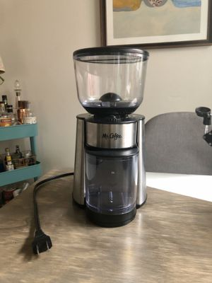 Coffee burr grinder for Sale in Portland, OR