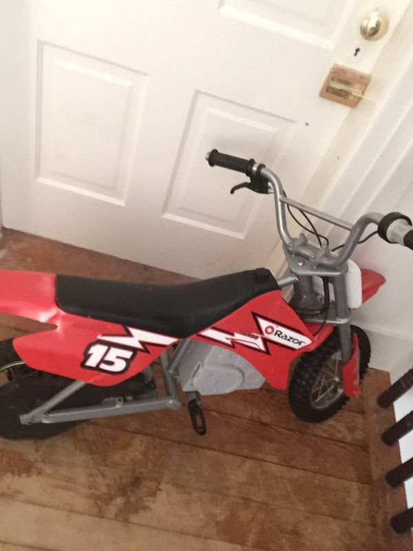 Electric dirtbike