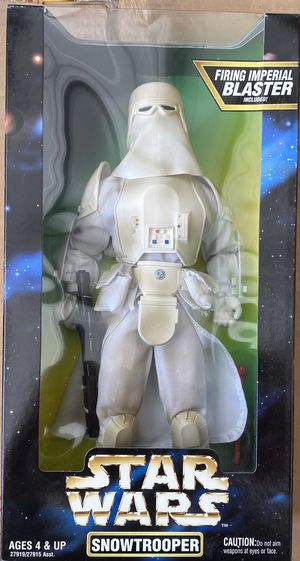 """Star Wars Action Collection Snowtrooper 12"""" Action Figure MISB New In Box MIB for Sale in Orange, CA"""