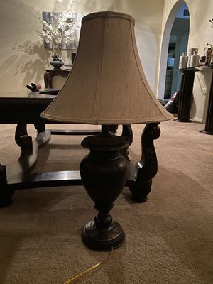 pair of lamps for Sale in Glendale, AZ