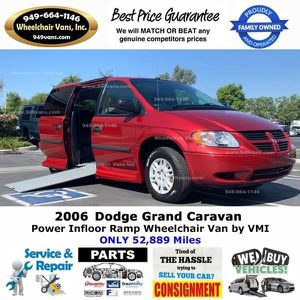 2006 Dodge Grand Caravan for Sale in Laguna Hills, CA