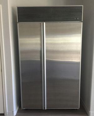 Stainless Steel Sub Zero Refrigerator / Freezer for Sale in Phoenix, AZ