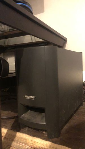 Bose sound system for Sale in San Marcos, TX