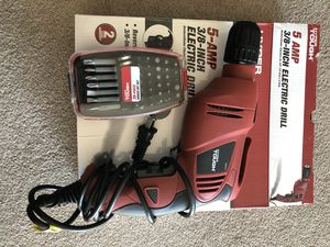 Hyper tough electric drill for Sale in Slingerlands, NY