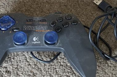 Logitech WingMan RumblePad Controller for Sale in Denver,  CO