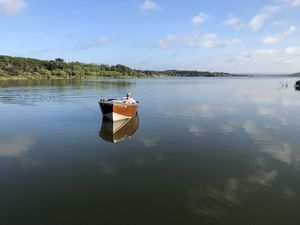 Boat zinncraft fully restored for Sale in Spicewood, TX