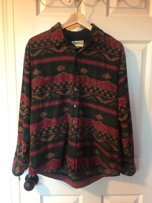 Women's Patterned Long Sleeve Top (Size: M) for Sale in Bend, OR