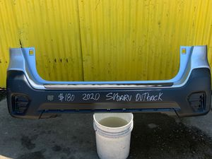 2020 SUBARU OUTBACK REAR BUMPER COVER OEM for Sale in Compton, CA