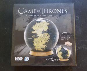 Game of Thrones 4D puzzle for Sale in Santa Clarita, CA