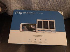 3-Pack Ring Cameras for Sale in Brandon, FL