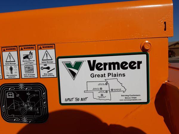 Cheaper Vermeer 1000HD