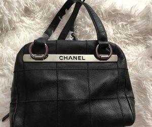 Large Black CHANEL Tote Bag for Sale in Centreville, VA
