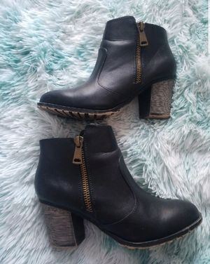 Black ankle boots for Sale in Anderson, SC