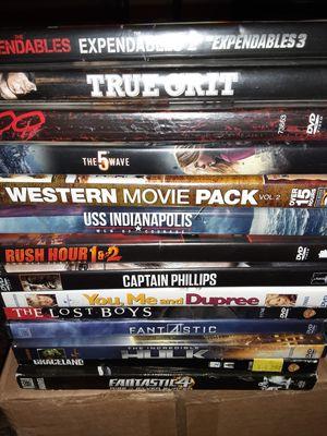 14 DVDs for Sale in Wenatchee, WA
