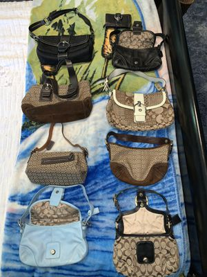 All coach purses for Sale in Chandler, AZ