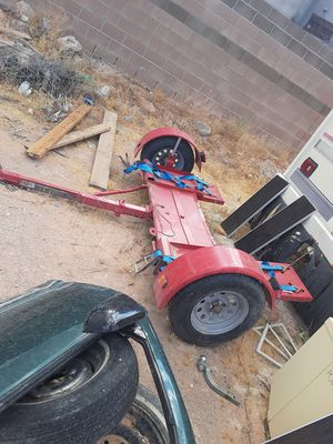 HEAVY DUTY CAR DOLLY ! HAUL CARS AND TRUCKS ! TOTALLY RESTORED ! for Sale in Las Vegas, NV