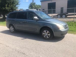 2007 Kia Sedona Cold A/C Low Miles for Sale in Tampa, FL