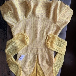 Yellow Doily Dress for Sale in Spring Hill, TN