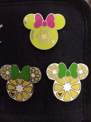 Disney fruit Pins $4 Each for Sale in Sunnyvale, CA