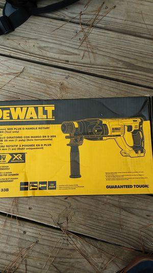 DeWalt rotary hammer drill (tool only) for Sale in Acworth, GA