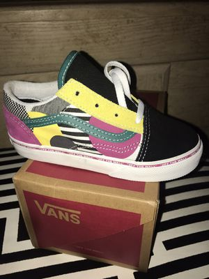 Vans size 10.0 for Sale in Montclair, CA