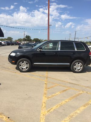 C car-2005 Volkswagen Touareg for Sale in Fort Worth, TX