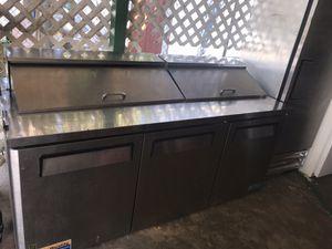 Prep fridge for Sale in Lemon Cove, CA
