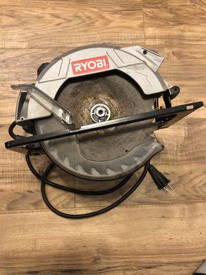 Ryobi Circular Saw for Sale in Portland, OR