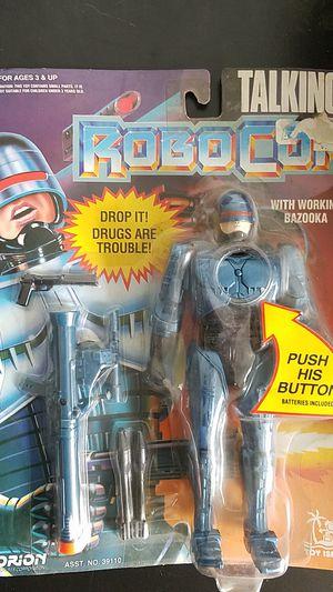 rare talking robocop for Sale in Vallejo, CA