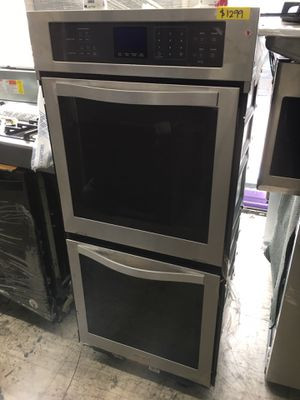 """Whirlpool 24"""" double oven stainless steel for Sale in Huntington Beach, CA"""