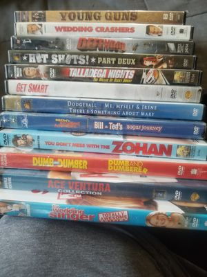 Comedy movies for Sale in Manteca, CA