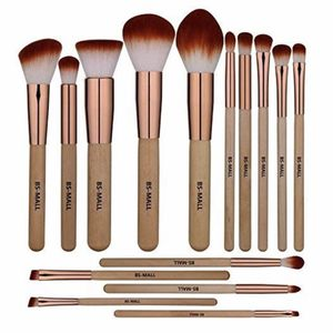 Makeup professional brushes wooden for Sale in Salt Lake City, UT