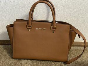 MK purse brown for Sale in Casper, WY