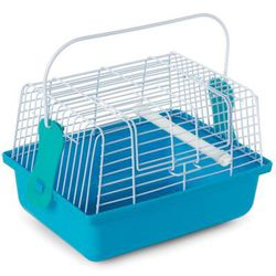 small animal travel cage /blue/hamsters and birds ect.. for Sale in Indianapolis,  IN