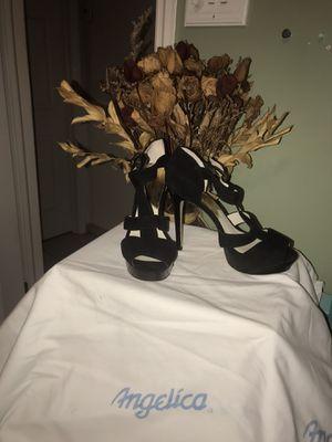Michael Kors Suede Black Heals for Sale in Miami, FL