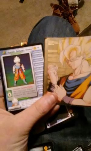 Dragonball z cards for Sale in Mukilteo, WA