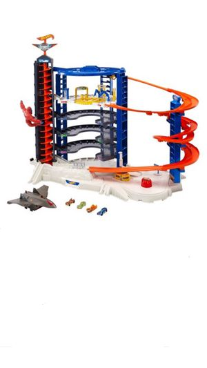 Super ultimate hot wheels garage for Sale in Sioux Falls, SD