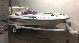 1994 Sea-Doo Speedster with Trailer for Sale in Bensenville, IL